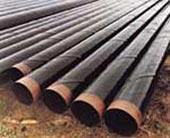 Защитное и антикоррозийное покрытие трубопровода из полимочевины