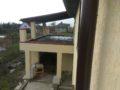 Открытая терраса жилого дома