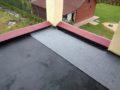 Гидроизоляция рулонными материалами на открытой террасе