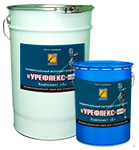 Полимерное покрытие Урефлекс-02Р. Гидроизоляция бассейна.