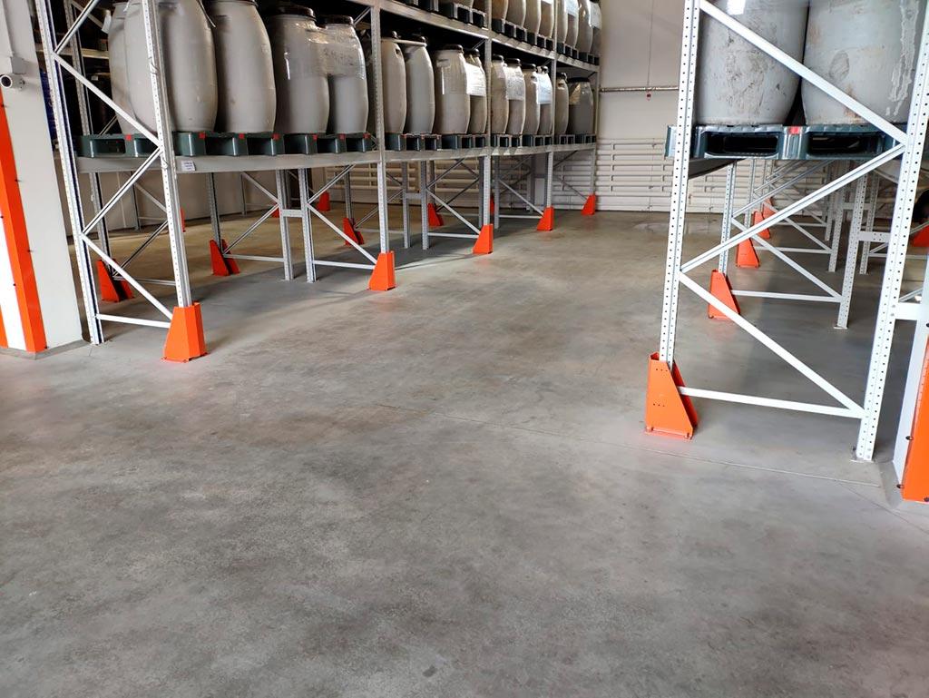 Ремонт бетонного пандуса