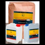 Антистатический полиуретан-цементный пол Ультралайн-55АС